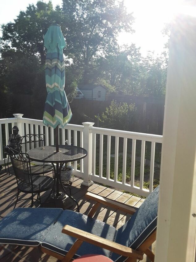 q privacy screen for deck