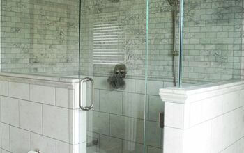 How to Keep Shower Glass Sparkling Clean