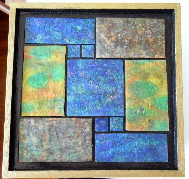 DIY Mosaic Tiles