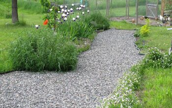 Make a Gravel Garden Path
