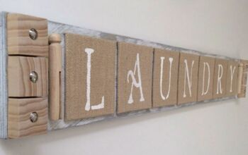How to Make a Laundry Sign
