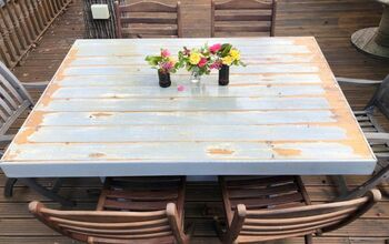 How to Restore Your Garden Table