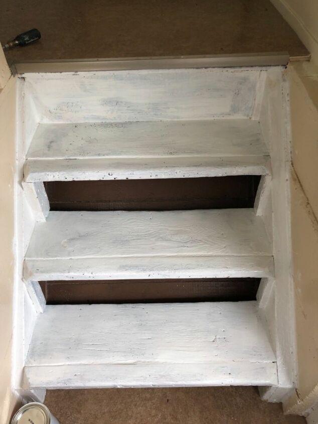 q steps need help