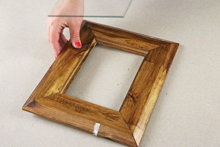 3 unique ideas for diy picture frames using craft stencils