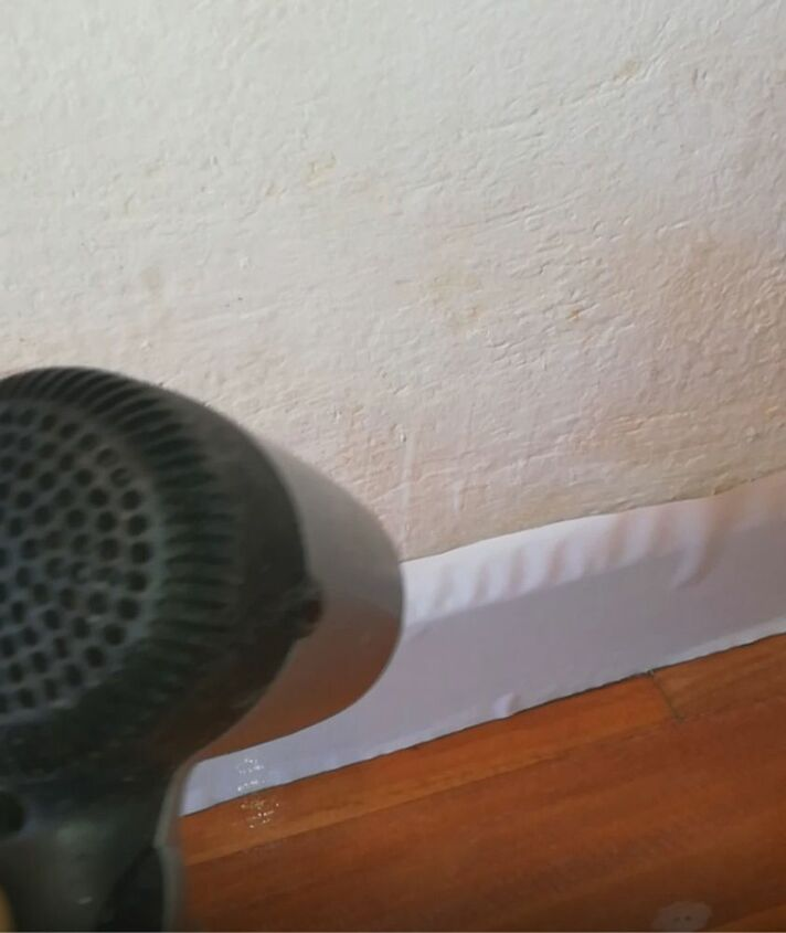 diy renovate baseboards quickly and economically with vinyl sticker