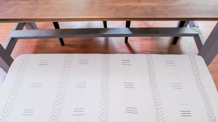 how to make faux mud cloth
