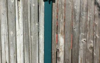 Add Shiplap to Your Fence for Strength and Beauty!