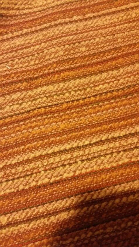 q unshrink 1970 s woven upholstery fabric