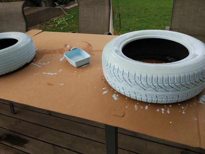 repurpose old tires
