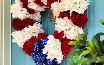 Make a Patriotic Wreath