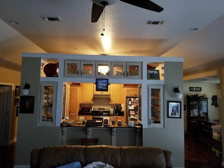 q kitchen wall