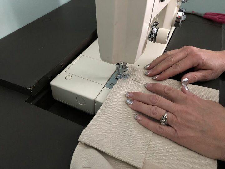 transform readymade curtains into custom drapery