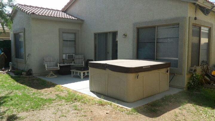 patio surround