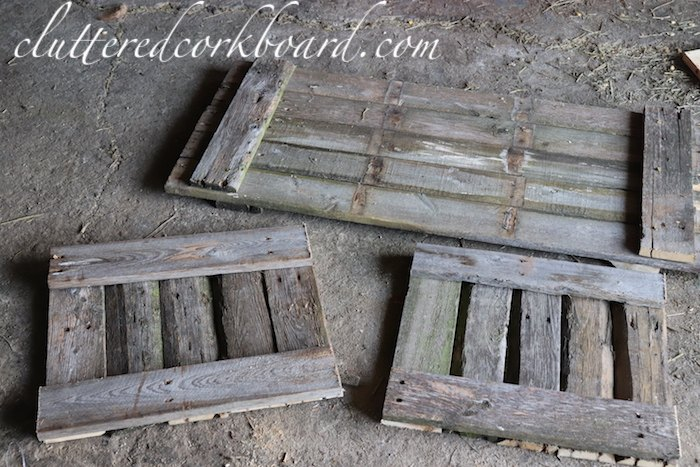 diy no cost pallet coffee table for my patio