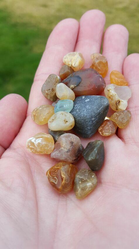 agate crystal use