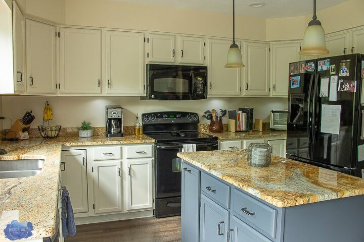 update your kitchen cabinets with paint here s how