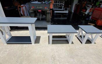 The $10 Farmhouse Tables - Easy DIY Project