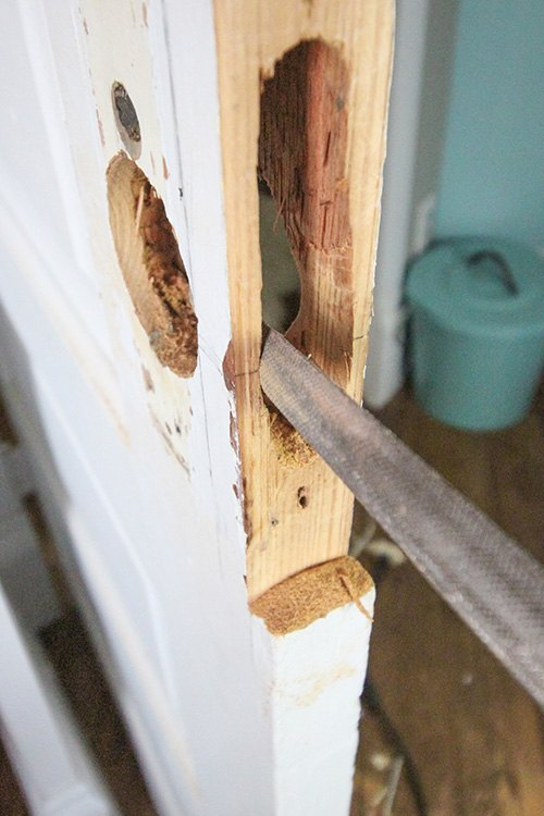 restore old doors how to repair damage and install modern hardware