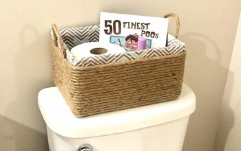 Easy Sew & Rope Basket