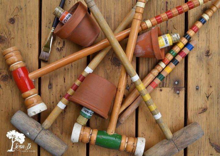 croquet candlestick