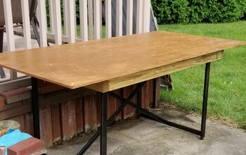 Outdoor Work Table