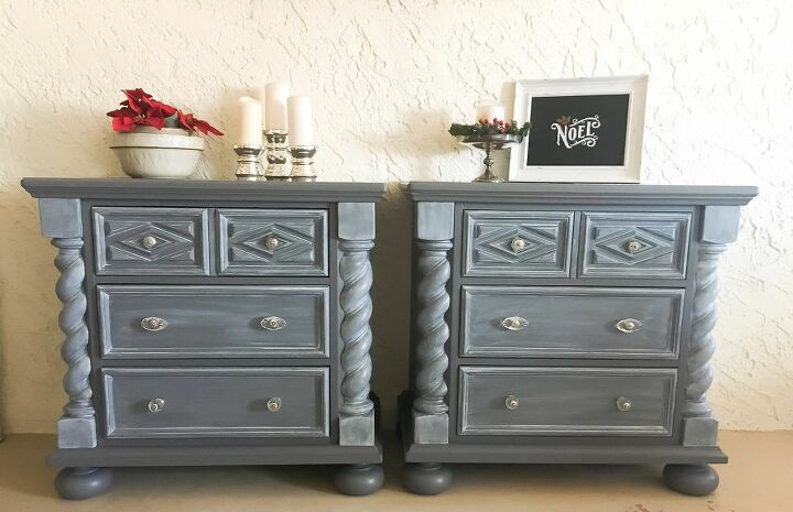 drab to fab side tables