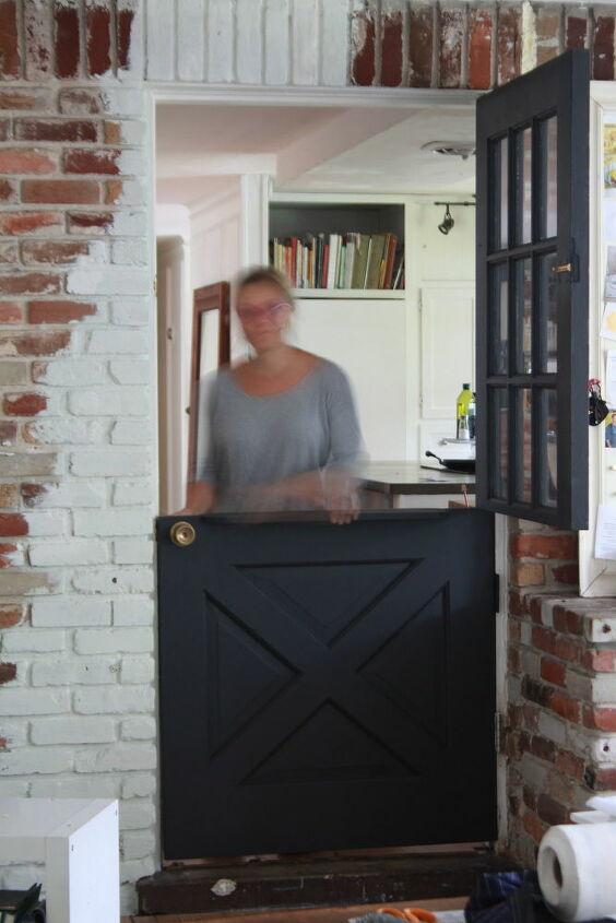 diy dutch door