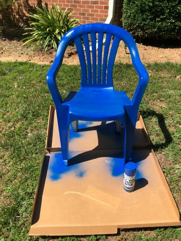 refresh outside plastic furniture
