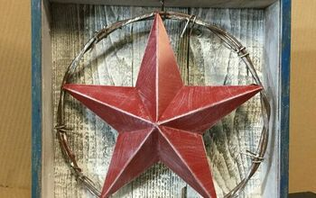 Lone 4th of July Star