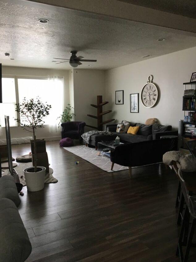 q living room too boring