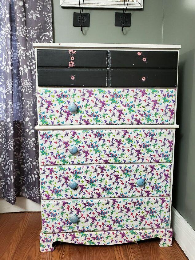 antique cabinet diy