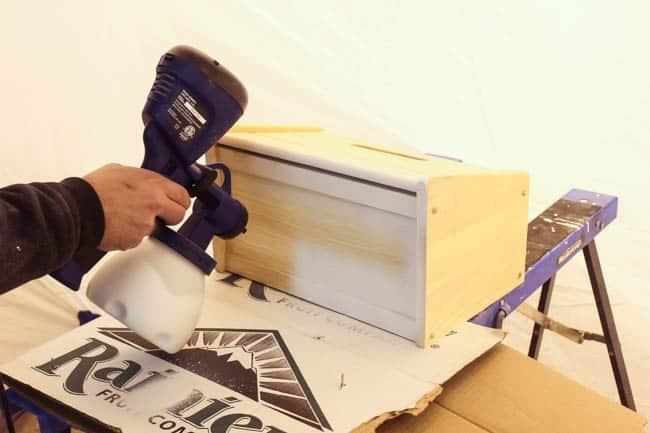 bread box makeover