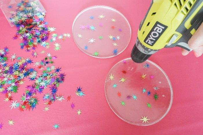 how to make resin suncatcher