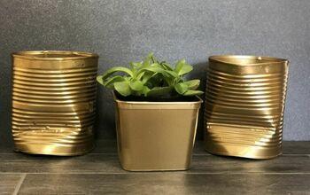 Planters - Quick DIY