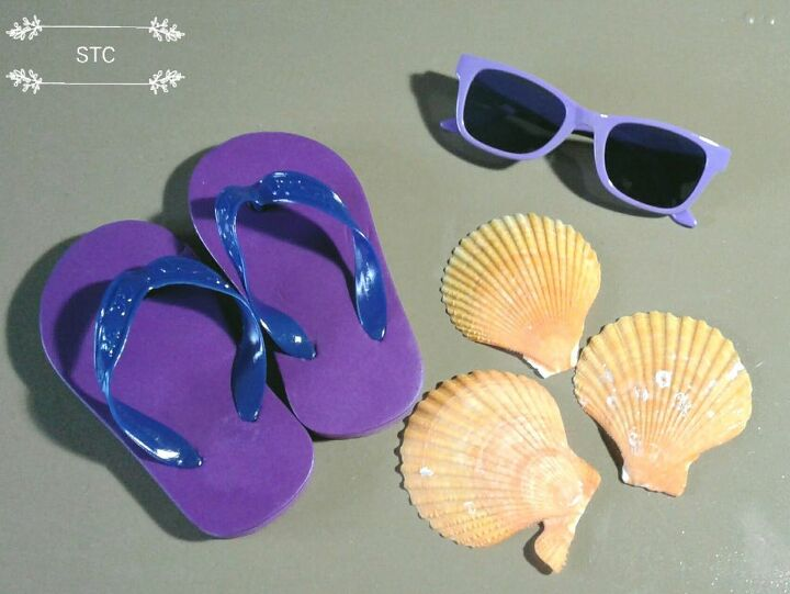 Kids Sunglasses & Flip flops