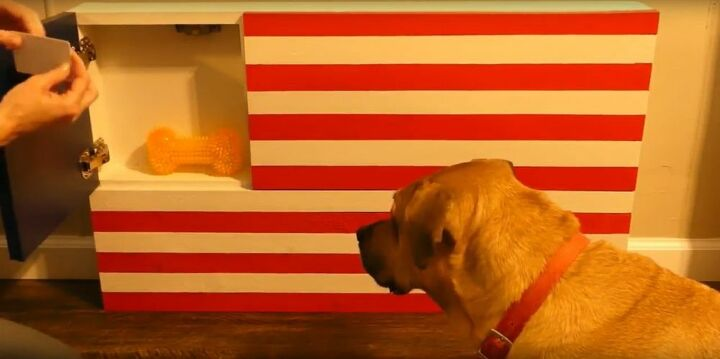 build this american flag wall safe before the fourth of july