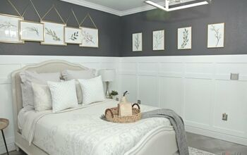 Master Bedroom Makeover...