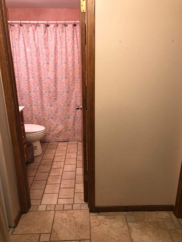 How Can I Install A Sliding Barn Door For The Bathroom