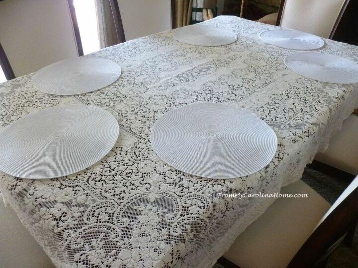 Excellent How To Make A A Vintage Fourth Tablescape Diy Hometalk Short Links Chair Design For Home Short Linksinfo