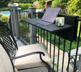 How To Build A Portable Slide On Railing Bar Top Counter Diy Hometalk