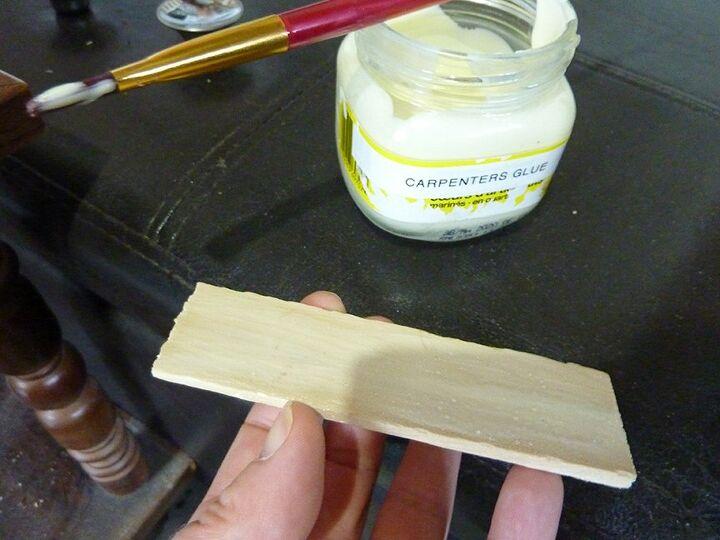 A shim to make plumb
