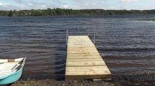 q floating dock