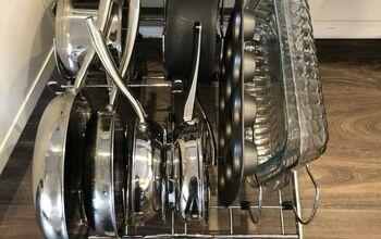 Update Kitchen & Bathroom Storage - Pull Out Heavy Duty Wire Baskets