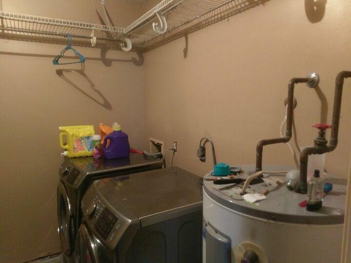 q any ideas on how i should do my laundry room