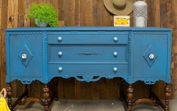 Paint the Layered Look on Wood Furniture With Chalk Paint