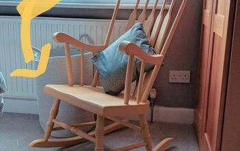 Painting a Rocking Chair