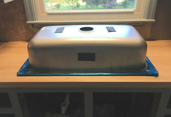 How To Install A Kitchen Sink In Butcher Block Countertop