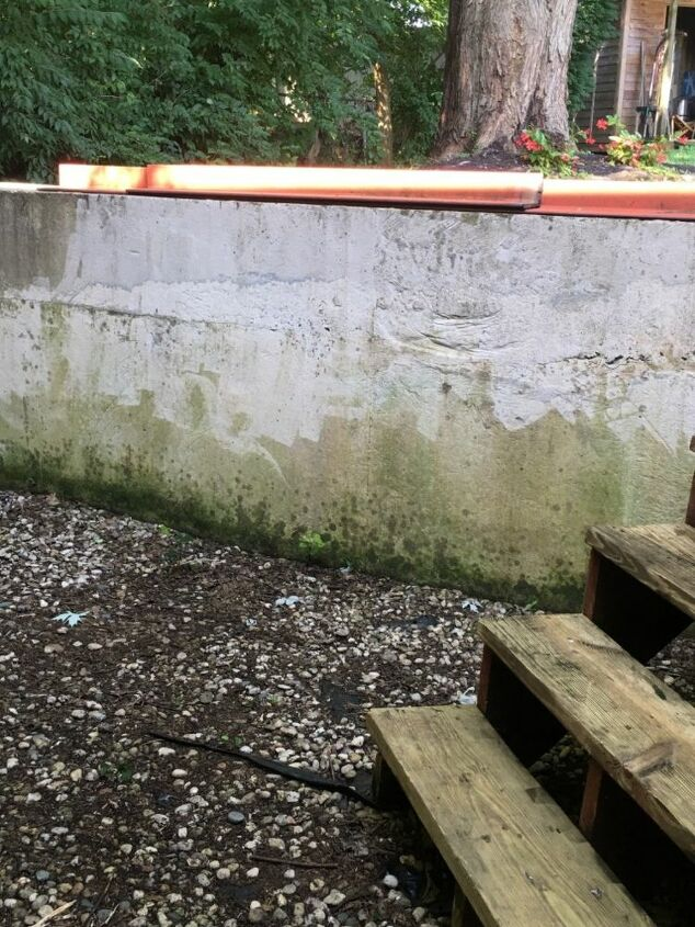 q what type of paint is needed for wall of concrete that will endure