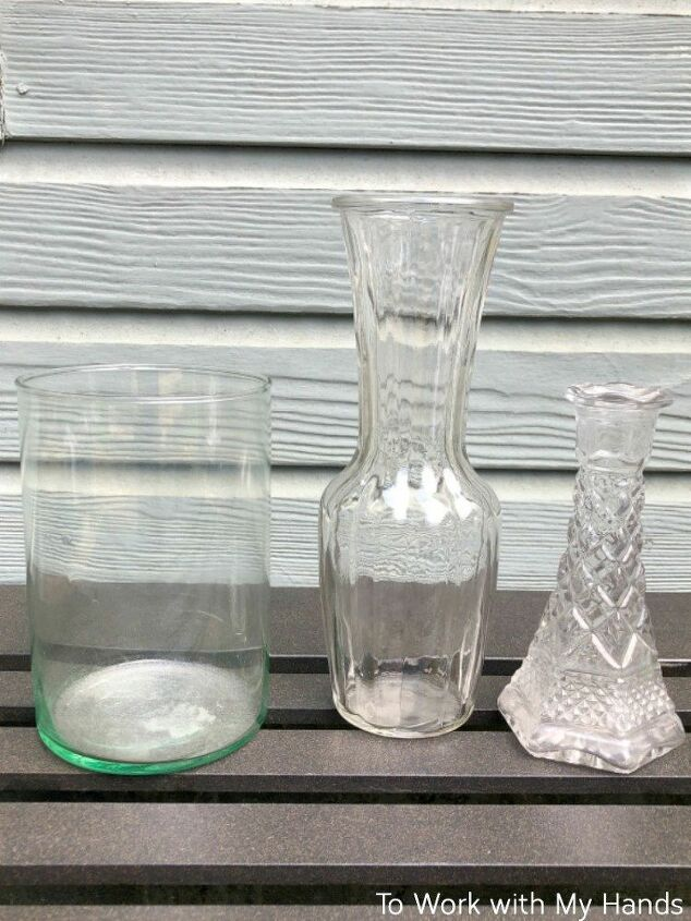 spray painting glass 5 tips for success
