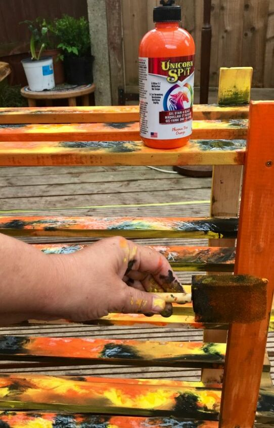 Painting the gaps and edges